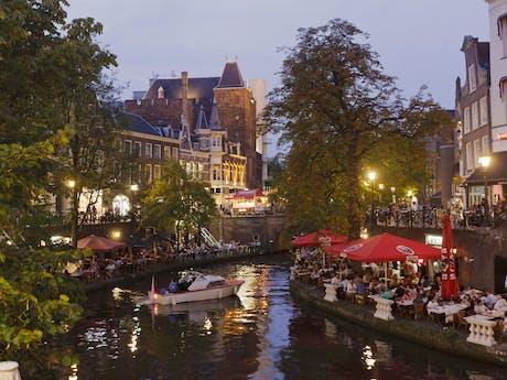 Terrasjes Utrecht