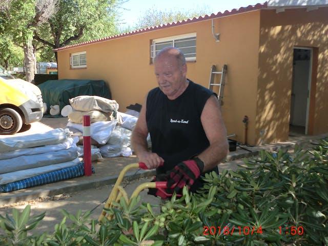 Dick Jansen camping La Masia