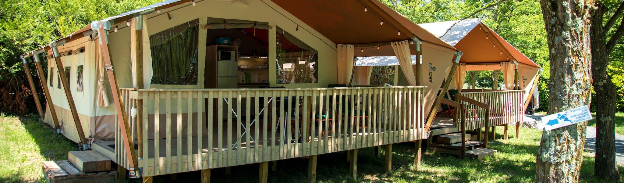 Safaritent le Medieval Rent-a-Tent