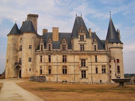 Rochefoucauld kasteel foto Pixaby