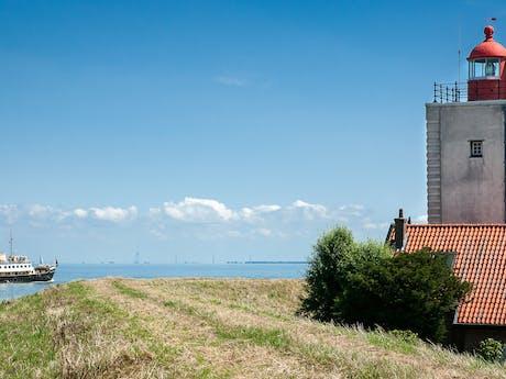 Enkhuizen Nederland vuurtoren
