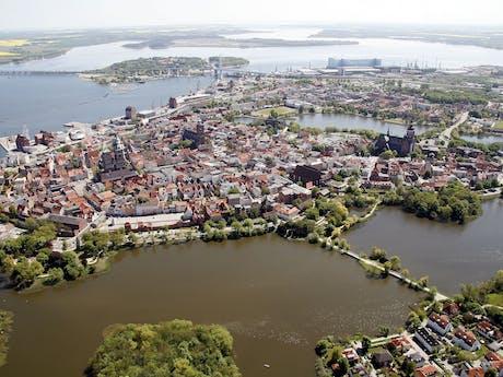 Stralsund Oostzee