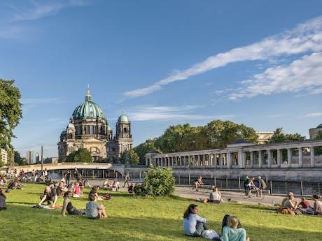 Berlijn- Dresden