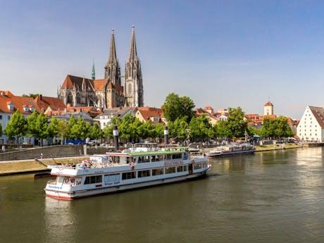 Regensburg Duitsland