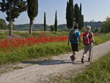 Italië wandel