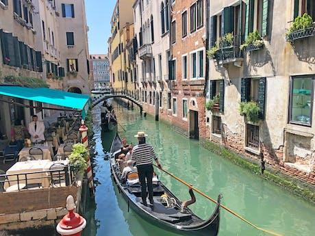 Italië wandel venetië