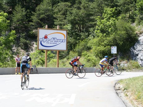Route des Grandes Alpes van Genève naar de Al