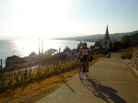 fietsvakantie Zwitserse Meren