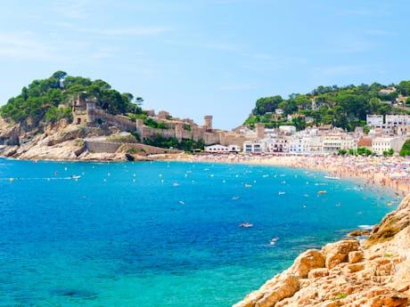 Spanje costa