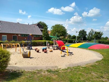 Camping de Mölnhöfte speeltuin