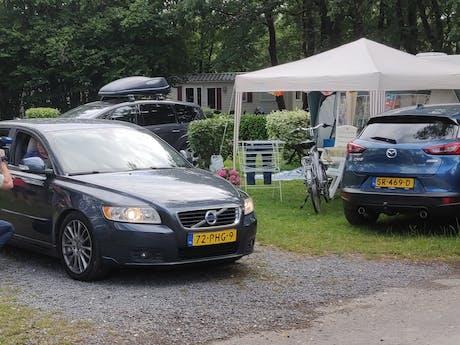 Expeditie Oost Cameraploeg camping Fuussekaul
