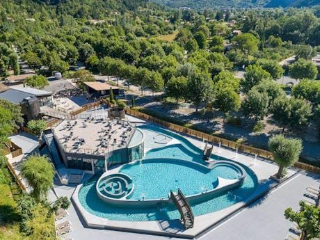 Zwembad Domaine du Verdon 2020