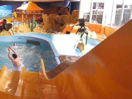Zwembad Mosaqua Gulpen
