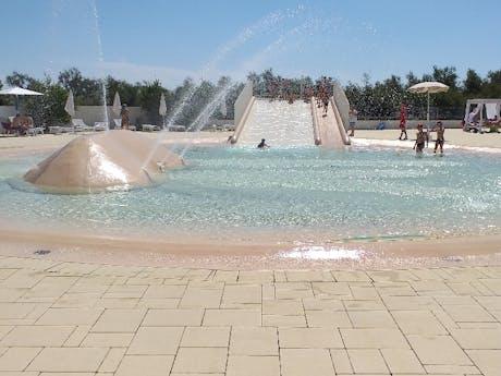 Zwembad Rosapineta
