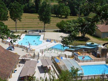 Zwembad le Moulin de Paulhiac