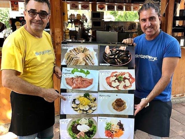 Eurocamping Pacengo Restauranteigenaren Vakan