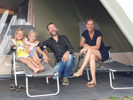 Proefslaapweekend 2020 familie Van Steenderen