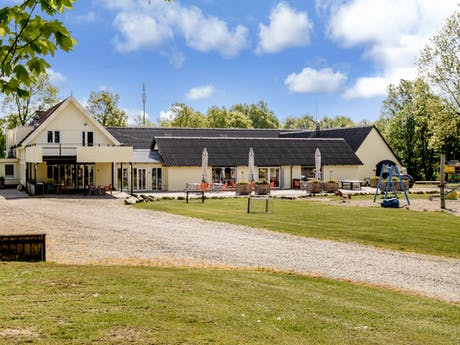 Camping Jelling - restaurant