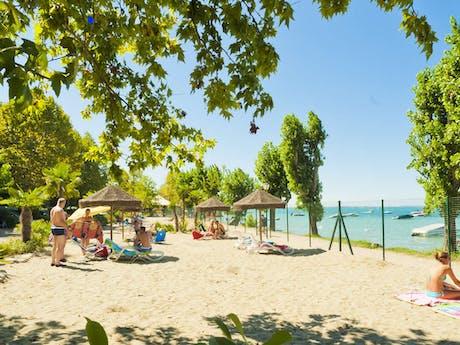 Strand camping Cisano San Vito