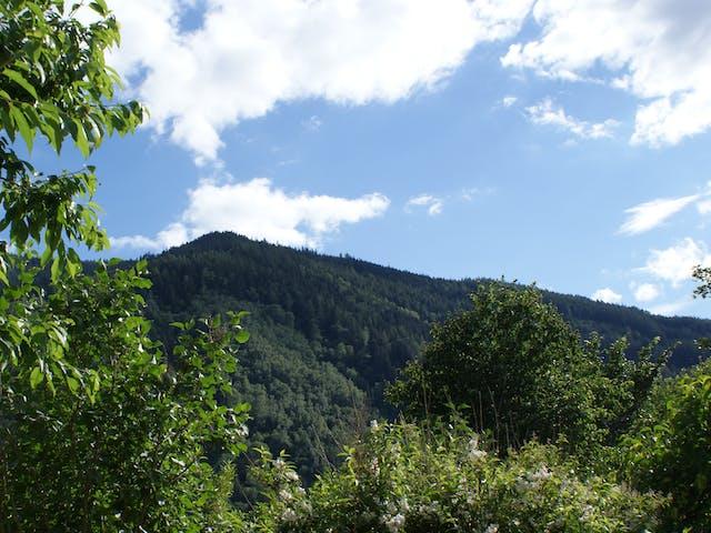 Camping Bella Austria Uitzicht Beheerdersplek