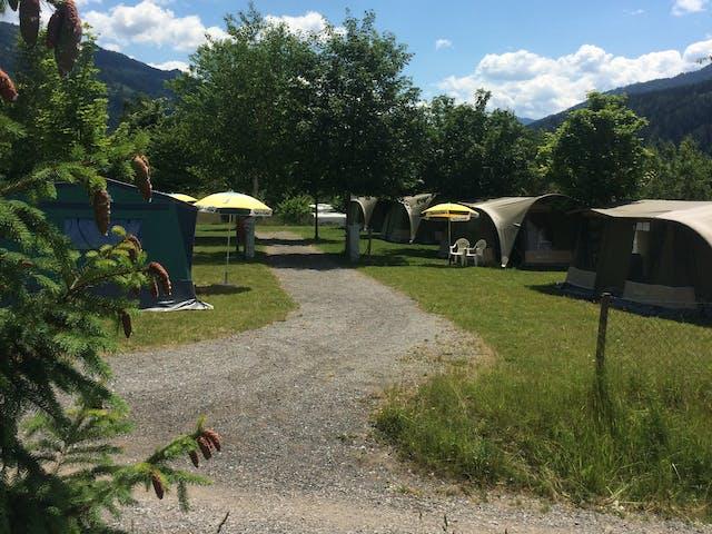 Camping Bella Austria Ruud en Jeanne de Graaf