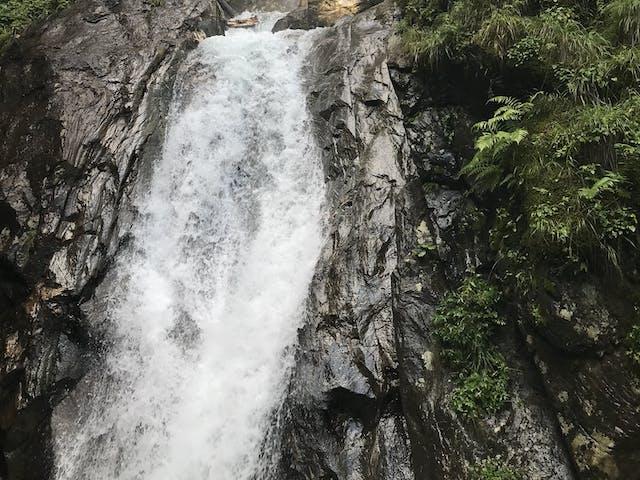 Camping Bella Austria Günster Watervallen Ruu