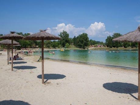 Meer camping Domaine Les 3 Lacs du Soleil