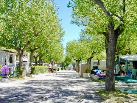 Int. Riccione Family Camping Village - piazzo