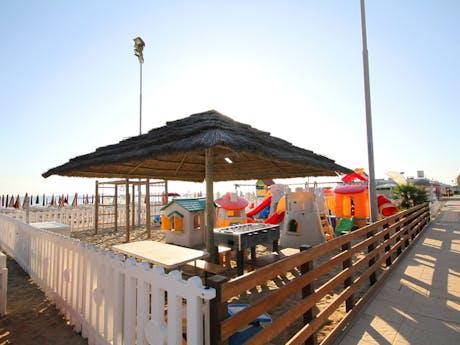 Int. Riccione Family Camping Village - strand