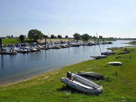 Camping Rhederlaagse Meren - jachthaven