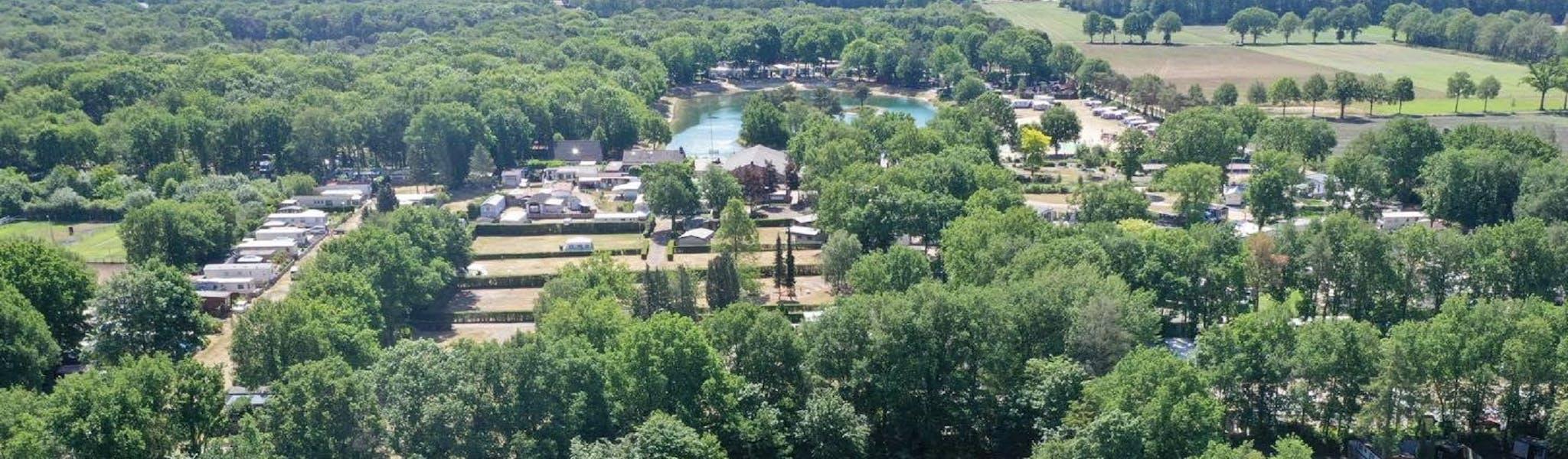 Camping de Heische Tip - overzicht