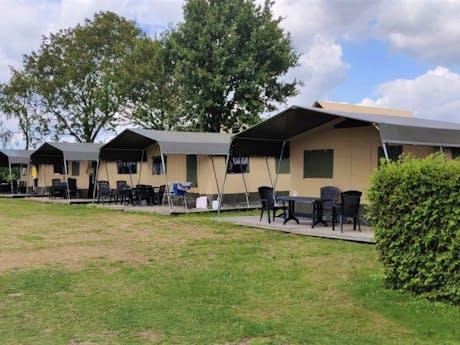 Rent-a-Tent Safaritenten Taupe Gulperberg