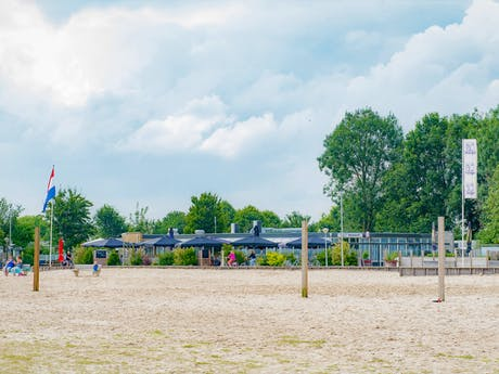 Strand camping Meerwijck