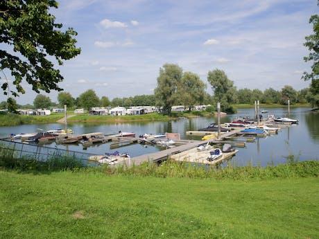 Camping Scherpenhof jachthaven