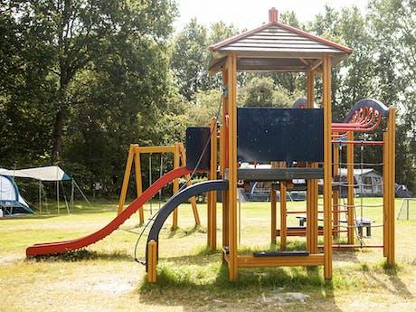 Camping 't Strandheem speeltuin