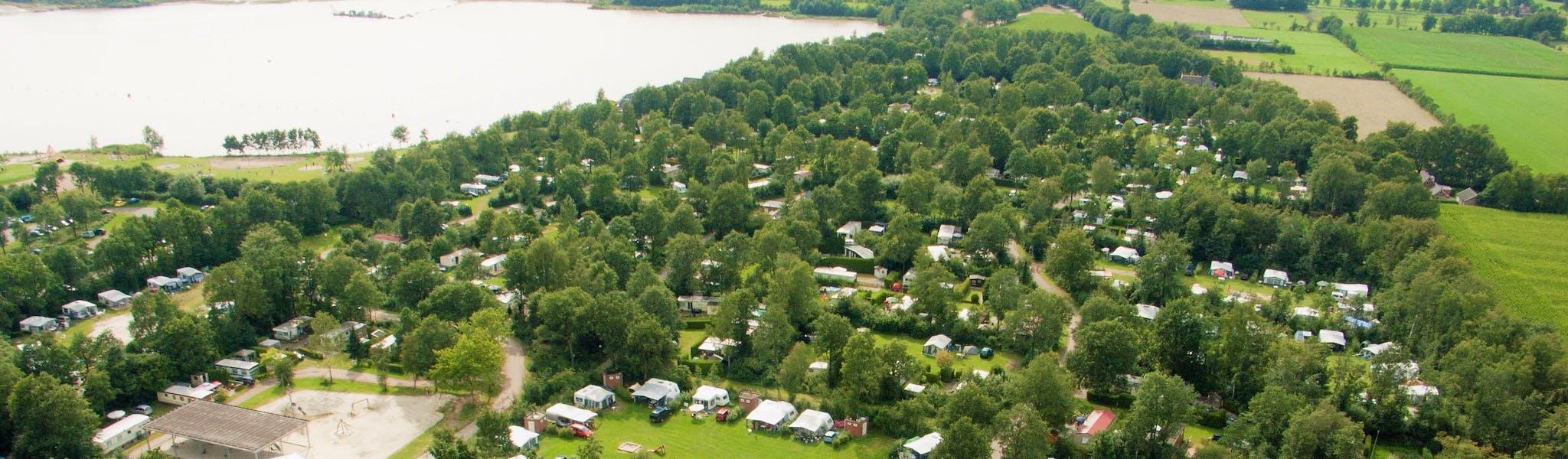Camping 't Strandheem meer