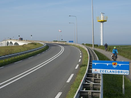 Zeelandbrug in Zeeland