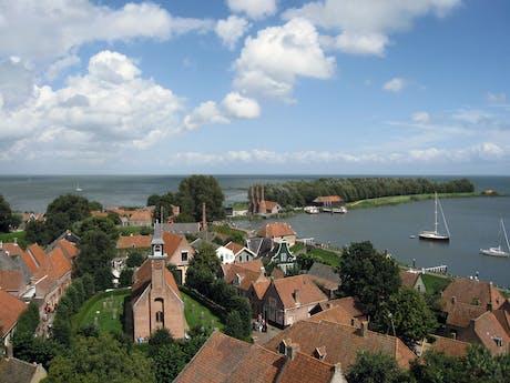Noord Holland Zuiderzeemuseum Enkhuizen