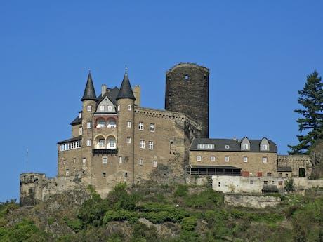 Koblenz Rijn Duitsland