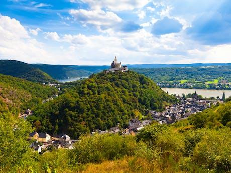 Braubach Rijn Duitsland