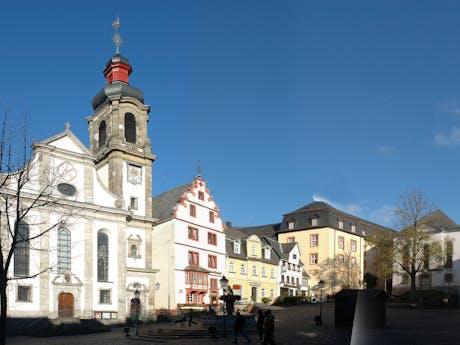 Hachenburg Westerwald Duitsland
