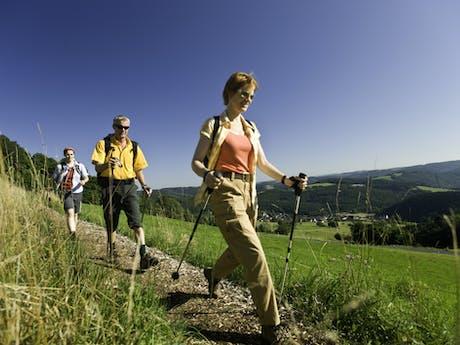 Westerwald wandelaars Duitsland