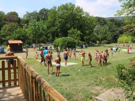 Camping Les Arches animatie