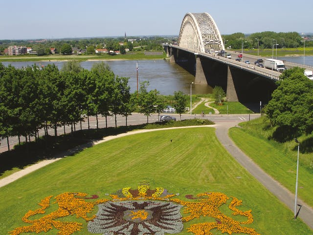 De Waalbrug Nederland