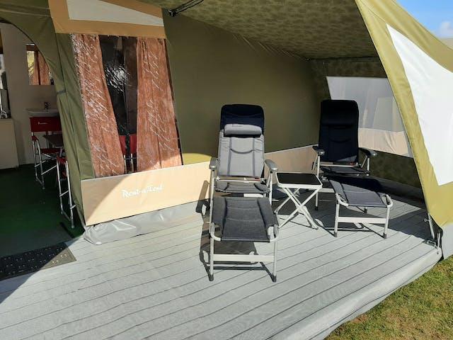 GlamLodge tent Premium Duinoord