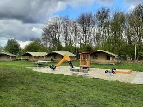 Safaritent Caramel - Meerwijck