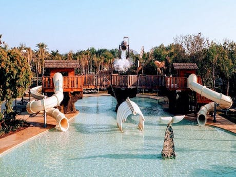 zwembad El Delfin Verde