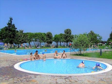 Camping del Garda zwembad
