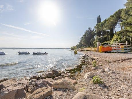 Camping Bella italia - Gardameer