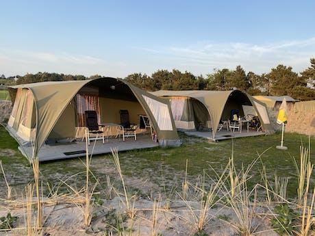 GlamLodge Premium strandcamping Duinoord